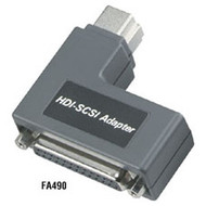 Black Box Mac/SCSI Adapters, Centronics 50 Female to DB25 Male FA481