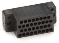 Black Box Connector Shell, V.35 Female, Single-Pack FH021