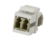 Black Box GigaStation2 Snap Fitting, LC, White FMT357-R3
