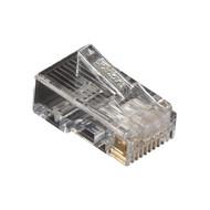 Black Box CAT5e Modular Plugs, RJ-45, 50-Pack FMTP5E-50PAK