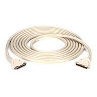Black Box DB37 Interface Cable, Male/Female, 15-ft. (4.5-m) EDN37T-0015-MF