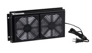 Black Box Pro Series Wallmount Cabinet Fan Tray RM4002A