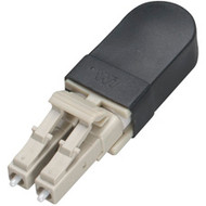 Black Box LC Loopback Adapter, Single-Mode, 8.5-/125-um FO915-R2