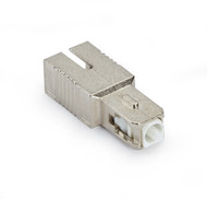 Black Box Fiber Optic In-Line Attenuator, Single-Mode, Male/Female, SC, APC, 15 FOAT55S1-SC-15DB