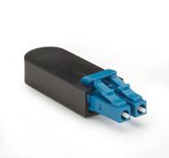 Black Box Fiber Optic Loopback, Single-Mode, Blue, SC FOLB50S1-SC
