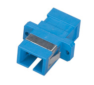 Black Box Fiber Optic Coupling, SC-SC, Rectangular Mounting, Single-Mode, Simple FOT119