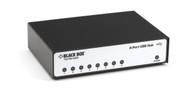 Black Box USB Hub - 8-Port, RS-232 IC1023A