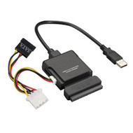 Black Box USB 2.0 to IDE/SATA Combo Adapter IC661A
