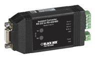 Black Box Universal RS-232 to RS-422/485 Converter with Opto-Isolation IC821A