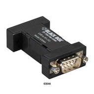 Black Box DB9 Mini Converter (USB to Serial) - RS-232 (DB9) IC834A