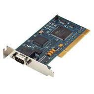 Black Box Low-Profile PCI Card, 16850 UART, Single-Port, RS-232 IC970C-LP