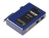 Black Box Industrial Ethernet Surge Protector, DIN Rail ICD300A