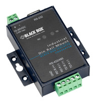 Black Box Industrial RS-232 to RS-485/422 Converter ICD400A