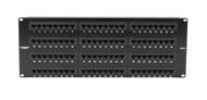 Black Box CAT5e Econo Patch Panel, 96-Port, 4U, Universal Wiring JPM114A-R5