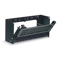"Black Box Heavy-Duty Pivoting Panel - 16.25""H x 19""W x 12""D (41.3 x 48.3 x 30.5 JPMT088"