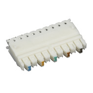Black Box CAT5e Connecting Block, 5-Pair, 10-Pack JPT5E-5PR-10PAK