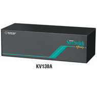 Black Box ServSwitch Affinity KVM Switch, 4-User Architecture KV130A