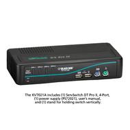 Black Box ServSwitch DT Pro II Kit, 4-Port KV7021A-K