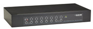 Black Box ServSwitch EC for DVI + USB Servers and DVI + USB Console, 16-Port KV9516A