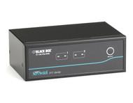 Black Box ServSwitch DT Dual-Head DVI USB, 2-Port KV9622A