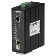 Black Box 10BASE-T/100BASE-TX Hardened Ethernet Extender over vDSL, 1-Port LB303A