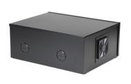 Black Box 4U DVR Lockbox with Fan LCKBOX4U