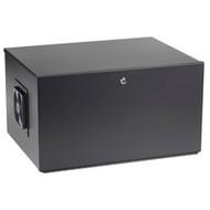 Black Box 6U DVR Lockbox with Fan LCKBOX6U