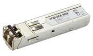 Black Box SFP, 155-Mbps Fiber with Extended Diagnostics, 1310-nm Multimode, 2 km LFP402