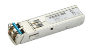 Black Box SFP, 155-Mbps Fiber with Extended Diagnostics, 1310-nm Single-Mode, Pl LFP403