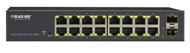 Black Box Gigabit Smart Switch, Eco Fanless, 18-Port LGB2118A