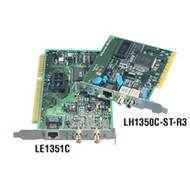 Black Box PCI Fiber Adapter, 100BASE-FX, Multimode, ST LH1350C-ST-R3