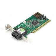 Black Box PCI Fiber Adapter, 100BASE-FX, Multimode, SC LH1360C-SC