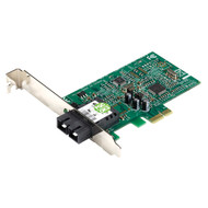 Black Box PCI-E Fiber Adapter, 100BASE-FX, Multimode, SC LH1390C-SC-R2
