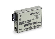 Black Box FlexPoint Modular Media Converter, 1000BASE-T to 1000BASE-LX, 1300-nm LMC1004A-R3