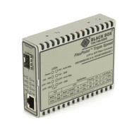 Black Box FlexPoint Media Converter - 10BASE-T/100BASE-TX/1000BASE-T to 100BASE- LMC1017A-SFP