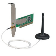 Black Box Pure Networking 802.11g Wireless PCI Adapter LW6001A