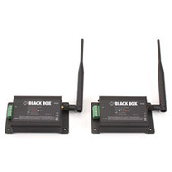 Black Box 900-MHz Serial Transceiver, RS-485, (2) Client/Server Units (Kit) MDR295A-KIT
