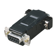 Black Box Asynchronous Modem Eliminator (AME), DB9, Female/Female ME211