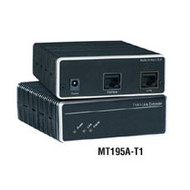 Black Box T1 Extender for Copper - 2-Pack MT195A-T1