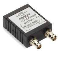 Black Box G.703 75-120 Adapter, Female with 1.6/5.6 Coax Connectors and Transfor MT256A-F