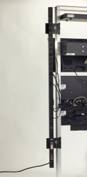 Black Box 15-Amp Metered Vertical PDU, 24-Outlet (5-15R) PDUMV24-S15-120V