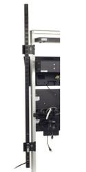Black Box 20-Amp Metered Vertical PDU, 30-Outlet (5-20R) PDUMV30-S20-120V