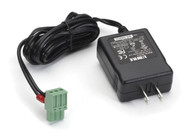 Black Box Power Adapter, 100-240-VAC to 12-VDC, Flying Leads PS012