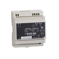 Black Box DIN Mount Power Supply, 24-VDC PSD012