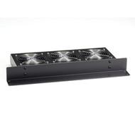 Black Box Rackmount Fan Tray, Horizontal, 220V RM075-220V-R2