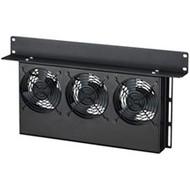 Black Box Rackmount Fan Tray, Vertical, 220V RM077-220V