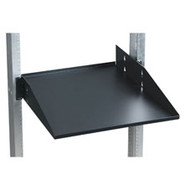Black Box Solid Heavy-Duty Equipment Shelf RM114-R2