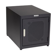"Black Box SOHO (Small Office/Home Office) Cabinet, 24.8""H x 24""W x 36""D RM145A-R3"
