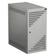 Black Box CPU Security Cabinet - Light Gray RM194A-R2