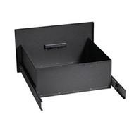 "Black Box Sliding Drawer, 16"" Deep, 10.43""H x 15.67""W RM325-R2"